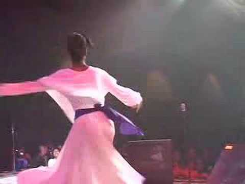 "Yolanda Adams ""That Name""-Winterfest 2007 Talent Show-Dance"