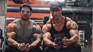 HARDCORE Workout Motivation | David Laid & Lex Griffin