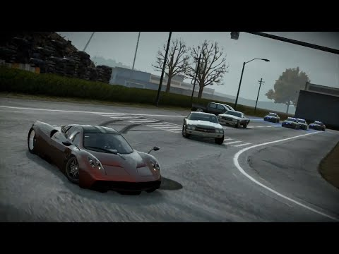 Need For Speed The Run - Cutscenes and Gameplay: Chicago - New York Ending