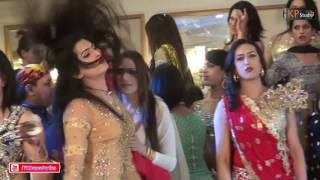 ALEENA PERFORMING @ PRIVATE WEDDING PARTY MUJRA 2016