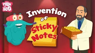 Invention Of Sticky Notes - The Dr. Binocs Show | Best Learning Videos For Kids | Peekaboo Kidz