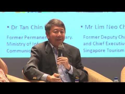 CLC Lecture Series:Tourism 21 — Bringing Singapore to the World
