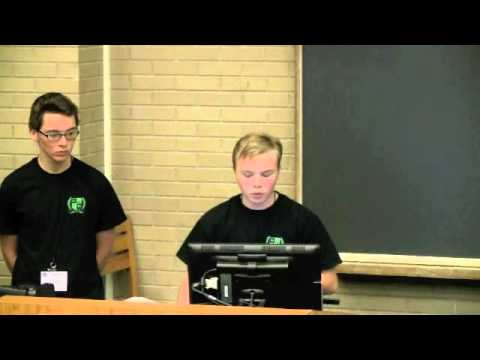 Gaston Day School 2012 IGEMs Part 2.m4v