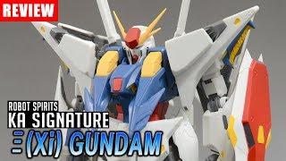[REVIEW] ??? Ka ???? ?? ?? / Robot Spirits Ka Signature ? Gundam
