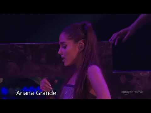Ariana Grande - Side To Side/ Bang Bang Live At Amazon Prime Day