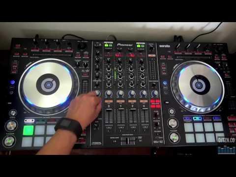 Using The Pioneer DDJ-SZ With Rekordbox DJ