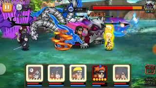 Leyenda Ninja - Ra vs Isobu - Ra Gamers