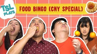 TSL Plays: Running Man Food Bingo (CNY Special)