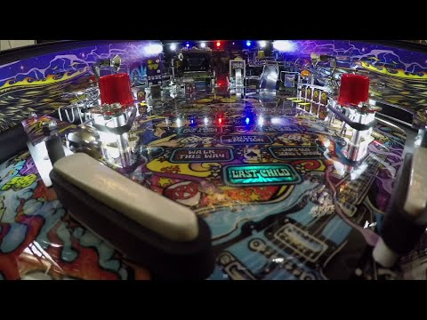 Tilt! Old-School Pinball Finds New Fans