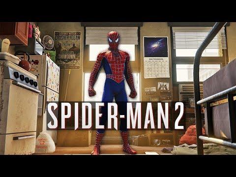 Spider-man PS4 INTRO - Sam Raimi Style