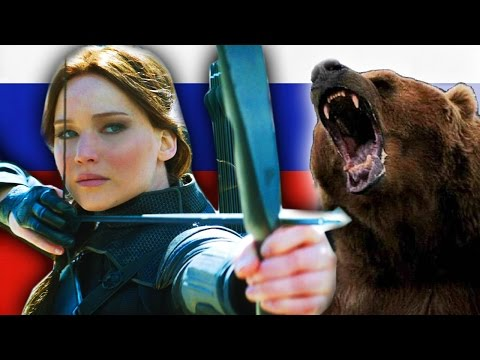 Russian Hunger Games Reality Show