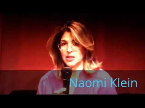 Naomi Klein Disagrees with James Hansen on Nuclear Power