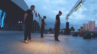 SKY MOVE [2017] - BACKSTAGE / SHOWCASE