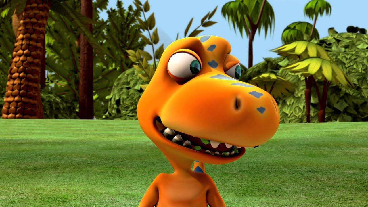 dinosaur train fast friends the call of the wild