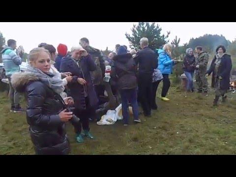 Брошенная деревня Красный ЯР Омская обл.