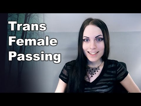 Passing as Female | Male to Female Transgender / Transsexual