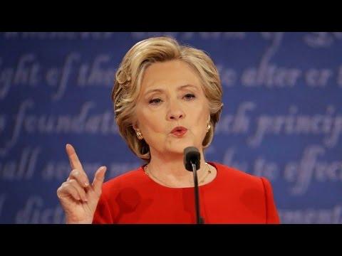 Hillary Silent On DNC Bias Against Bernie Sanders