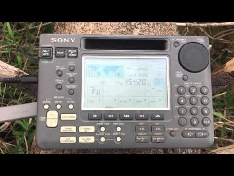 DX'pedition: Radio Free Sarawak 15420 kHz, Palauig-Zambales, Philippines
