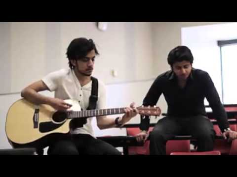 Har zulm tera yaad hai - cover by saram and faraz