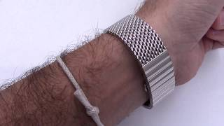 Milanese Mesh Bracelets - Custom Made Watch Bands for your Diver or Dress Watch