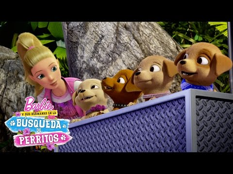 Avance de Barbie y Sus Hermanas en la Búsqueda de Perritos | Barbie