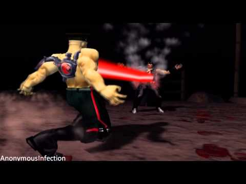 Mortal Kombat: Deadly Alliance - Hsu Hao's Fatality