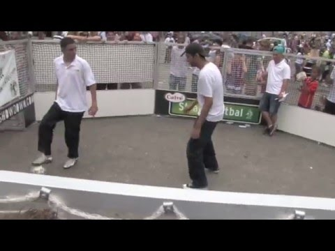 The Best Street Football Skills Ever 2011!