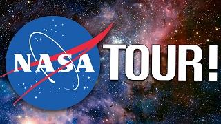 JPL - NASA Mission Control Tour!