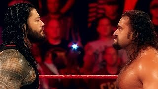 Road to WWE Hell in a Cell 2016: Roman Reigns vs. Rusev