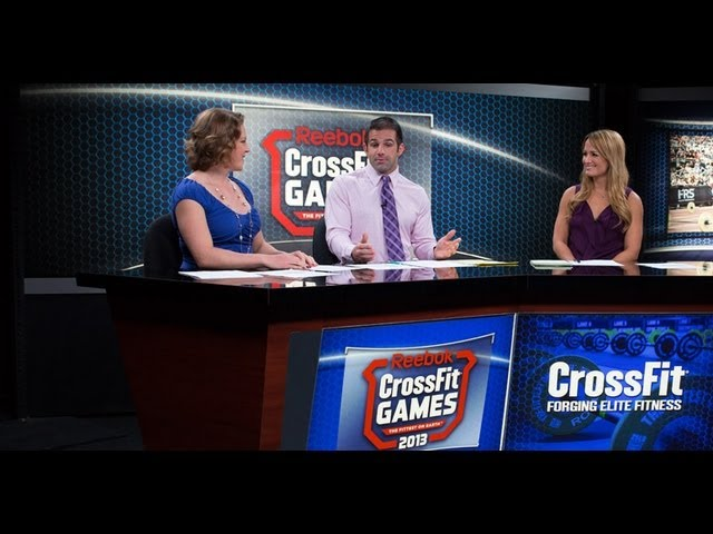 Live CrossFit Games Update Show: June 9, 2013