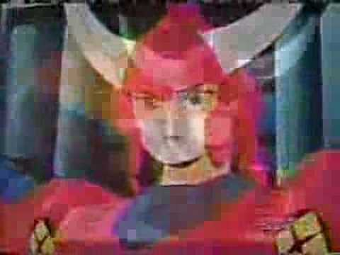 Ronin Warriors Video