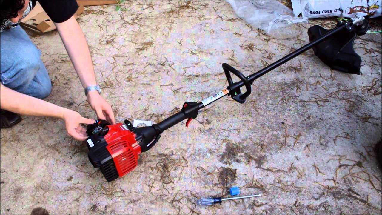 Review Of Murray 25cc String Trimmer From Walmart