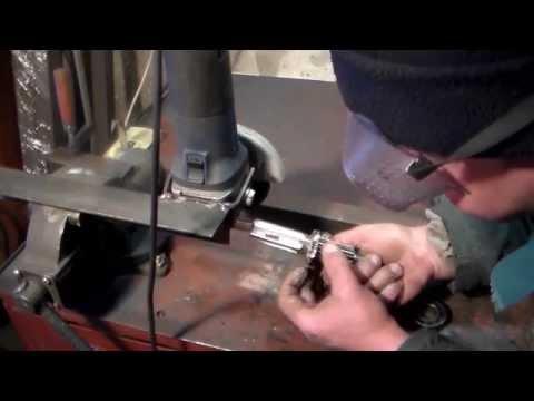 Как нарезать шлицы на валу в домашних условиях