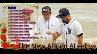 Aleehya  Lagu Sholawat Versi Anttention The New Full Album 2018