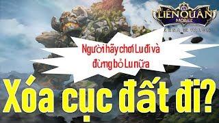 Thay đổi ngoại hình chỉnh sửa kỹ năng cho Lumburr là yêu cầu của game thủ Liên quân