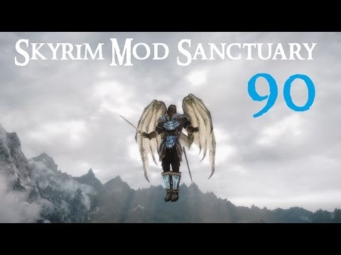 Skyrim Mod Sanctuary 90 : Fores New Idles in Skyrim - FNIS
