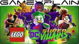 LEGO DC Super-Villains - Game & Watch