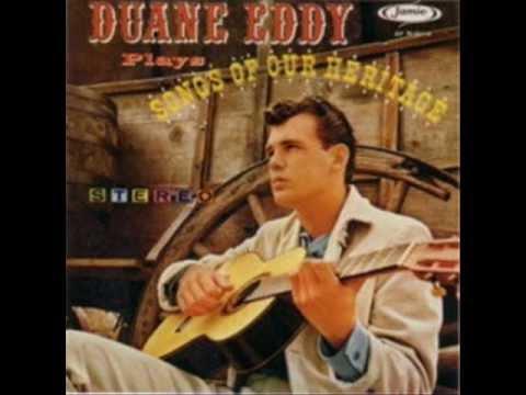 Duane Eddy and His Twangy Guitar - Rebel-Rouser ( 1958 )