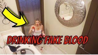 LAXATIVE PRANK GONE WRONG!!! (Hospital) Caci Twins