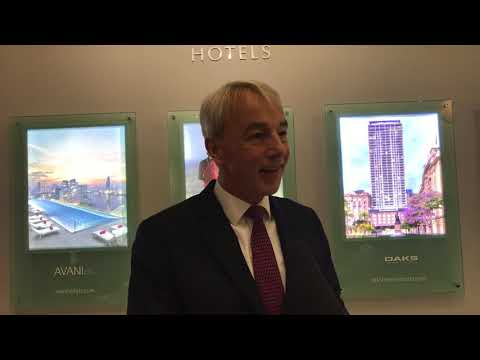 Michael Marshall, chief operating officer, Minor Hotels