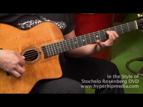 Stochelo Rosenberg Phrase 10