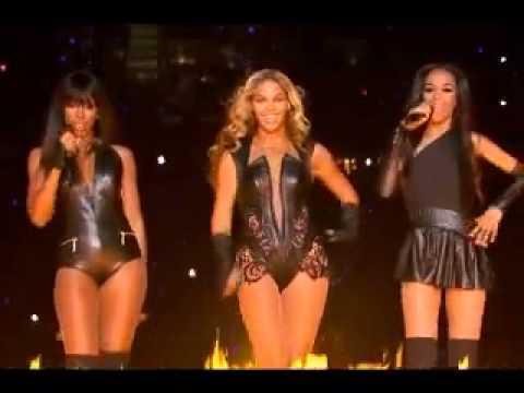 Beyoncé Live at Super Bowl 2013 And Destiny's Child