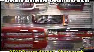 California Car Cover Local Television Commerical Advertisement 2006