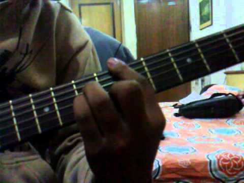 tutorial of jaane kaise (raqeeb) by ankur