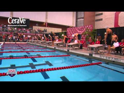 Women's 100m Freestyle A Final - 2012 Columbus Grand Prix