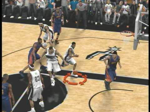 NBA 2K9 Insults Defense Part 4