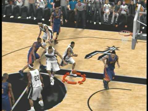 NBA 2K9 Insults Defense Part 4