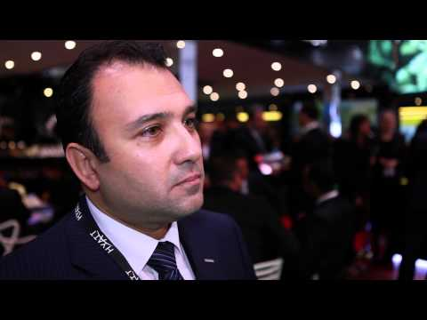 ATM 2015: Walid Kamel, director of sales & marketing, Grand Hyatt Doha