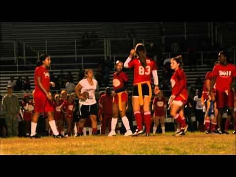 Forest Hill High School Powder Puff 2010