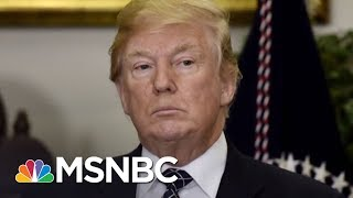 President Trump Denies It, But A Senator Confirms Trump Said 'Sh*thole'   The Last Word   MSNBC